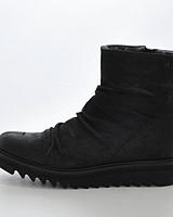 V Ave Shoe Repair - Walk Boot Black