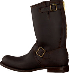 PrimeBoots - Engineer Mid 16 Old Crazy Testa
