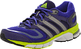 adidas Sport Performance - Response Cushion 22 W Blast Purple F13/Tech Silver