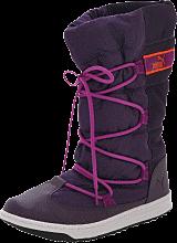 Puma - Snow Textile 2 Boot Wn'S Blackberry
