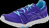 Reebok - Yourflex Trainette 3.0 Ultra Violet/Blue Blink