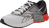 Reebok - Reebok One Cushion White/Steel/Flat Grey/Black