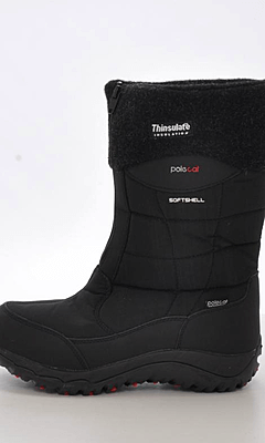 Polecat - Boots 430-1999 Black