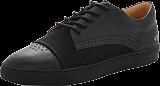 Gram - 430g Black Leather Black Nylon