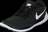 Nike - Nike Free 5.0 (Gs) Black/White-Dark Grey-Cl Grey
