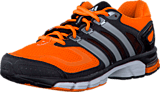 adidas Sport Performance - Response Cushion 22 Solar Zest/Silver/Black