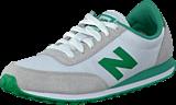 New Balance - UL410MWG White/Green