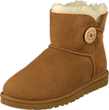 UGG Australia - W Mini Bailey Button Chestnut