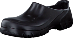 Birkenstock - A640 With Toecap Black