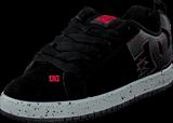 DC Shoes - Court Graffik Shoe Black/Black/Black