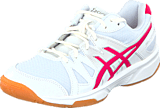 Asics - Gel Upcourt White/Rasberry/Silver