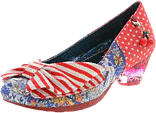 Irregular Choice - Trinklettina Low