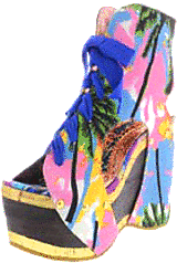 Irregular Choice - Coral Reef