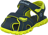 Timberland - Mad River Closed Toe Sandal