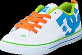 DC Shoes - Dc Kids Crt Grfk Vulc Shoe
