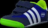 adidas Sport Performance - Learn2Walk Dragon C Royal/White/Dark Blue