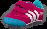 adidas Sport Performance - Learn2Walk Dragon C Pink/Ftwr White/Bold Pink