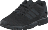 adidas Originals - Zx Flux Core Black/Black/Dark Grey
