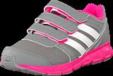 adidas Sport Performance - Hyperfast Cf K Light Onix/Core White/Pink