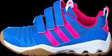 adidas Sport Performance - Gymplus 3 Cf K Ray Blue/Shock Pink/Ftwr White