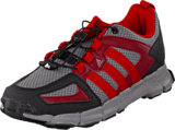 adidas Sport Performance - Trailkid 2 Sl K Core Black/Scarlet/Burgundy
