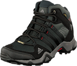adidas Sport Performance - Ax2 Mid Gtx Dark Shale/Black/Light Scarlet