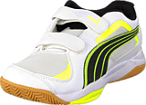 Puma - Ballesta V Jr White/Black