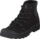 Palladium - Pampa Hi Ladies Black