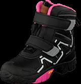 Gulliver - 430-0993 Boots Waterproof Black/Fuchsia