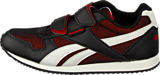 Reebok Classic - Reebok Royal Cljogg Black/White/China Red