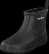 Tretorn - Wings Low Black/Black