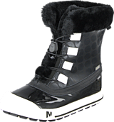 Merrell - Spruzzi Waterproof Kids Black