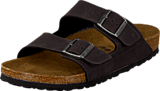 Birkenstock - Arizona Regular Vegan Antrazit