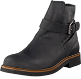 Rokin - Mark Strap Boot Black