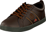 Henri Lloyd - Pennant Trainer Dark Brown