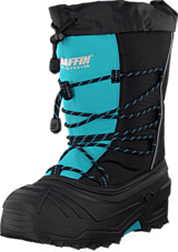 Baffin - Snogoose Black/Electric Blue