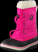 Sorel - Yoot Pac Nylon 627 Haute Pink