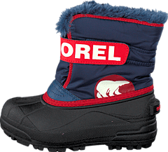 Sorel - Snow Commander 591 Nocturnal, Sail red