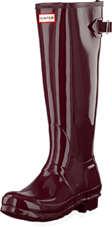 Hunter - Original Back Adjust Gloss Burgundy