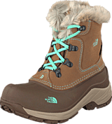The North Face - Mcmurdo Boot Spun Brown/Surf