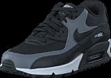 Nike - Wmns Air Max 90 Black/Black-Cool Grey-Black