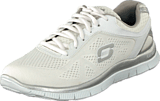 Skechers - Love your style White/silver