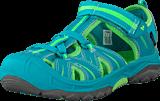 Merrell - Hydro Hiker Sandal Turq/Green