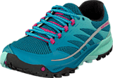 Merrell - All Out Charge Algiers Blue/Adventurine