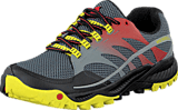 Merrell - All Out Charge Molten Lava/Bright Yellow