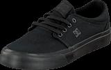 DC Shoes - Trase Tx Shoe Black/Black/Black