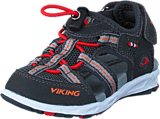 Viking - Thrill Charcoal/Red