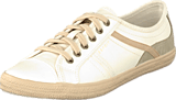 Esprit - Megan Lace Up White