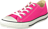 Converse - Chuck Taylor All Star Kids Ox Seasonal Pink Paper