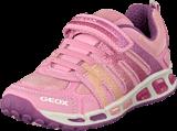 Geox - J Shuttle Girl Pink